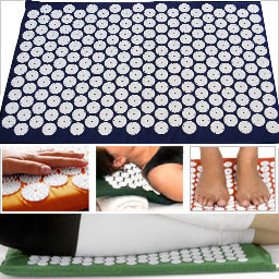 Acupressure Body massager - spike mats -  therapy mats
