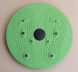 Magnetic wave Body Weight Reducer Disc