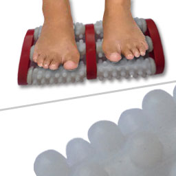 Acupressure Multi-rollers Foot Massager