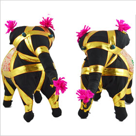 Handicrafts Elephant pairs