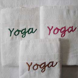 Cotton Yoga Towel